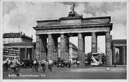 Cartolina Berlin Brandenburger Tor 1938 - Cartoline