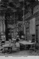 Cartolina Berlin Reichstagsgebaude Lesesaal 1912 - Cartoline