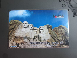 110-011 Sun International Travel,used - Japon