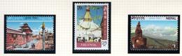 1970 - NEPAL  -  Mi. Nr.  256/258 - NH - (CW4755.42) - Nepal