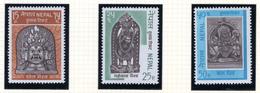 1971 - NEPAL  -  Mi. Nr.  262/264 - NH - (CW4755.42) - Nepal