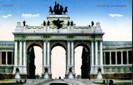 007587  Bruxelles - Arcade Du Cinquantenaire - Bauwerke, Gebäude