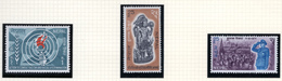 1971 - NEPAL  -  Mi. Nr.  259/261 - NH - (CW4755.42) - Nepal
