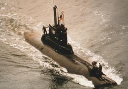Cartolina - Postcard /   Viaggiata - Sent / U Boot 30 - Sottomarini