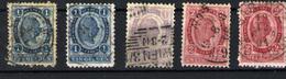 Austria Nº 57/9 - 1850-1918 Imperium