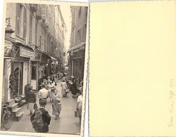 PHOTO 132 X 84. VIEUX NICE SEPT 1950 - Unclassified