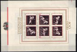 Austria Nº 7/9 Y 11 - Blocks & Sheetlets & Panes