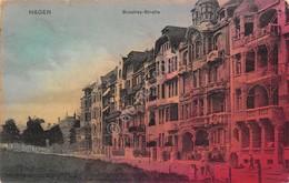 Cartolina Hagen Buschery Strasse 1910 - Cartoline