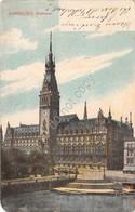 Cartolina Hamburg Rathaus Anni '10 - Cartoline