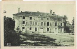 D86 - USSON DU POITOU - LE CHÂTEAU DE BAGNE - Frankrijk