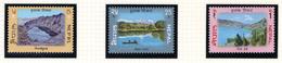 1970 - NEPAL  -  Mi. Nr.  253/255 - NH - (CW4755.43) - Nepal