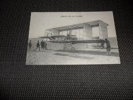 Aviation ( 123 ) Avion  Vliegtuig  Aéroplane  Pilote  Piloot   Aviateur  : De Caters - Aviateurs