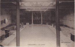 CERISIERS : Le Lavoir . - Francia