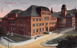 Cartolina Freiburg Universitat 1922 - Cartoline