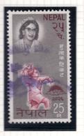 1969/70 - NEPAL  -  Mi. Nr.  238 - Used - (CW4755.43) - Nepal