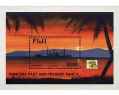 Ref. 87318 * MNH * - FIJI. 1999. AUSTRALIA 99. INTERNATIONAL PHILATELIC EXHIBITION . AUSTRALIA 99. EXPOSICION FILATELICA - Fiji (1970-...)