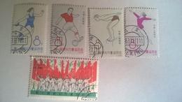 China 1963 GANEFO Athletic Games, Jakarta, Indonesia - Gebraucht