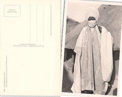 CARTE . CAMEROUN CHEF SUPERIEUR OU LIMIDO DE N'GAOUNDERE - Cartoline