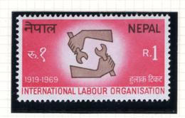 1969 - NEPAL  -  Mi. Nr.  235 - NH - (CW4755.43) - Nepal