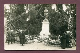"""ARC-EN-BARROIS  (52) : """" INAUGURATION DU MONUMENT Juillet 1922 """" - Arc En Barrois"""