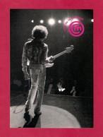 CPM.   Cart'Com.    Jimi Hendrix   Backstage.   Cité De La Musique à Paris. - Musique Et Musiciens