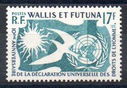 WALLIS & FUTUNA - YT N° 160 - Neuf ** - MNH - Cote: 5,00 € - Nuovi
