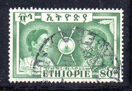 ETP226c - ETIOPIA 1949 ,  Yvert  N. 272  Usato - Etiopia