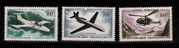 YV PA 35 / 36 / 37 N** Prototypes Cote 110 Euros - Poste Aérienne