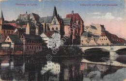 Cartolina Marburg A. Lahn 1928 ?? - Cartoline