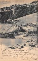 Cartolina Territet Et Glion 1908 - Cartoline