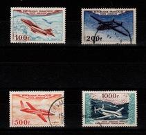 YV PA 30 à 33 Complete Prototypes Obliteres Cote 37 Euros - 1927-1959 Oblitérés
