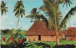 1633 FIJIAN BURE - BÂTISSE AU BORD DE L'EAU - Fidschi