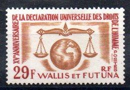 WALLIS & FUTUNA - YT N° 169 - Neuf ** - MNH - Cote: 8,60 € - Wallis And Futuna