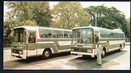 CARS BACARRERE 40 CAPBRETON Et St-SEVER  - Autocars MERCEDES 0303 - Capbreton