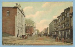 BA0143  Post Card  Main Street, LITTLETON (New-Hampshire)   +++++ - Etats-Unis