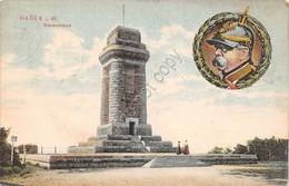 Cartolina Hagen Bismarksaule 1910 - Cartoline