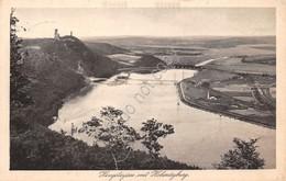 Cartolina Hengstaysee Mit Kohensyburg 1934 - Cartoline