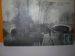 Les Ponts Sur La Rivière Et Le Canal *pannes* - Frankreich