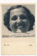 REAL PHOTO -  Pretty Women  Portrait  Foto Rio Rab Croatia Old  Photo - Persone Anonimi