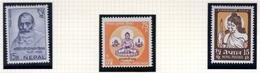 1967 - NEPAL  -  Mi. Nr.  209+211+212 - NH - (CW4755.43) - Nepal