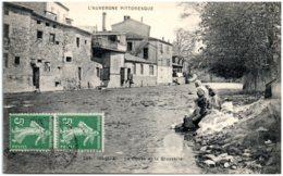 63 ISSOIRE - La Couze Et La Brasserie - Issoire