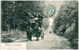 78 Vallée De Chevreuse - De Chevreuse à Dampierre - Dampierre En Yvelines