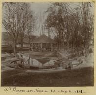 Gard. Saint-Bonnet-lès-Nîmes. Le Lavoir. 1903. - Lieux