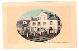 Châtenay-Malabry  (92 - Hauts De Seine )  Villa Brochet , Pépiniériste - Chatenay Malabry