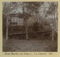 Gard. Saint-Bonnet-lès-Nîmes. Le Moulin. 1903. - Lugares