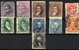 Argentina Nº 16/22. Año 1867/73 - Argentina
