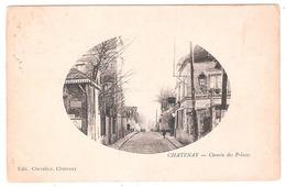 Châtenay-Malabry  (92 - Hauts De Seine )  Chemin Des Princes - Chatenay Malabry