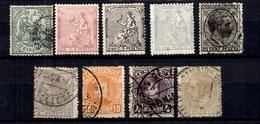 Espagne Neuf Bonnes Valeurs Anciennes 1873/1905. A Saisir! - Spain