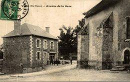 VICQ AVENUE DE LA GARE - France