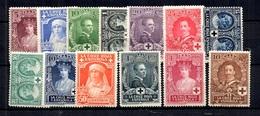 Espagne YT N° 288/299 Neufs *. B/TB. A Saisir! - 1889-1931 Kingdom: Alphonse XIII